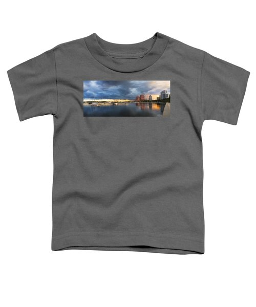 Harbor At West Palm Beach Toddler T-Shirt