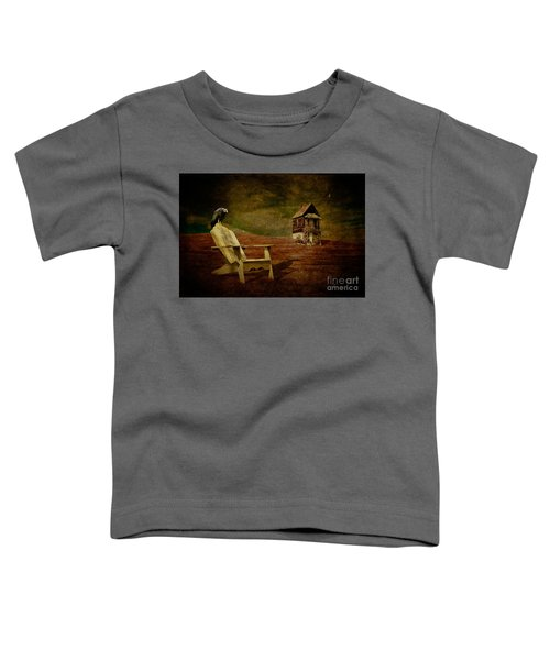 Hard Times Toddler T-Shirt