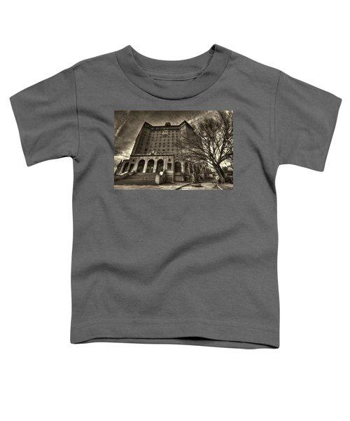 Haunted Baker Hotel Toddler T-Shirt