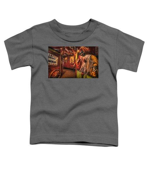 Haunted Circus Toddler T-Shirt