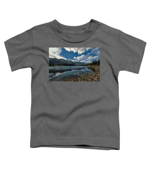 Haviland Lake Toddler T-Shirt