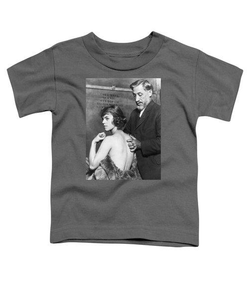 Healing For Ziegfeld Dancer Toddler T-Shirt