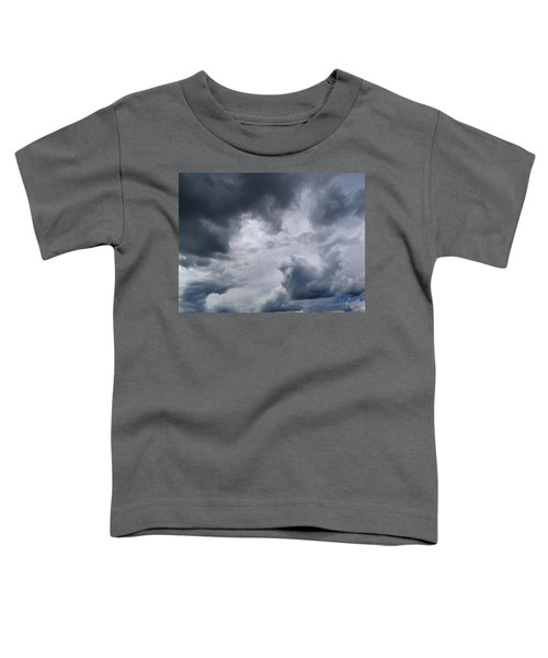 Heaven Looks Angry Toddler T-Shirt
