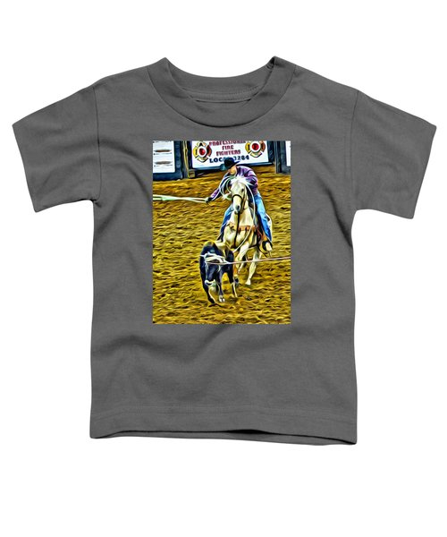 Heeling Toddler T-Shirt