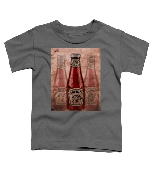 Heinz Tomato Ketchup Toddler T-Shirt