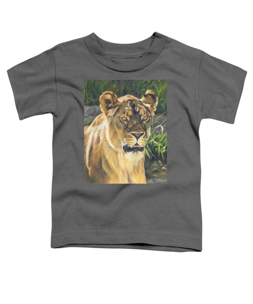 Her - Lioness Toddler T-Shirt