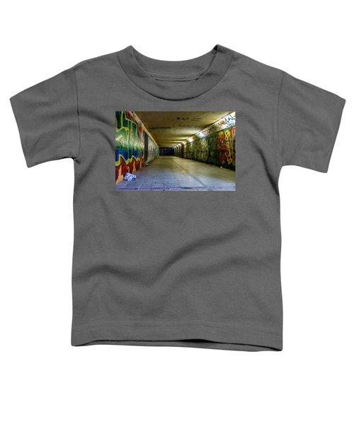 Hidden Art Toddler T-Shirt