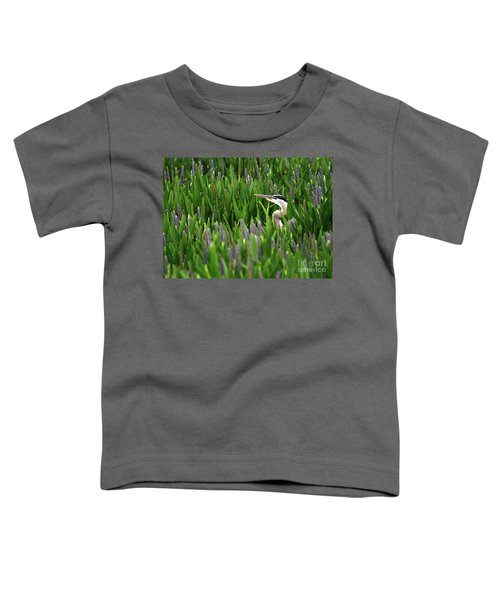 Hiding Toddler T-Shirt