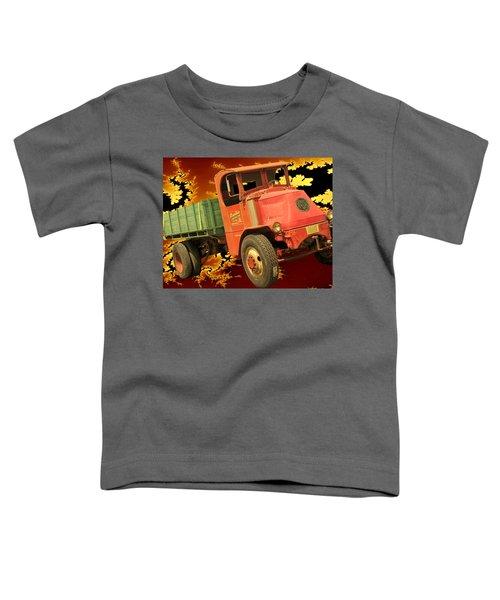 High Flying Mack Toddler T-Shirt