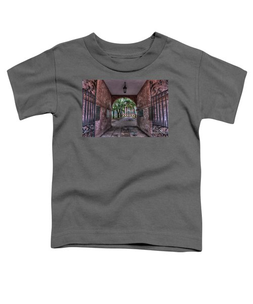 Higher Education Tunnel Toddler T-Shirt