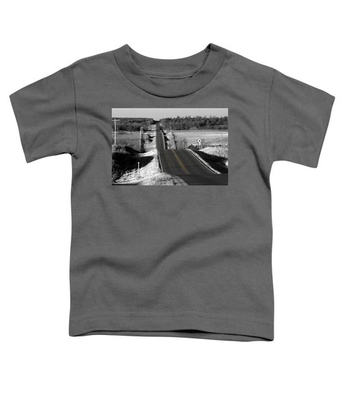 Hilly Ride Toddler T-Shirt