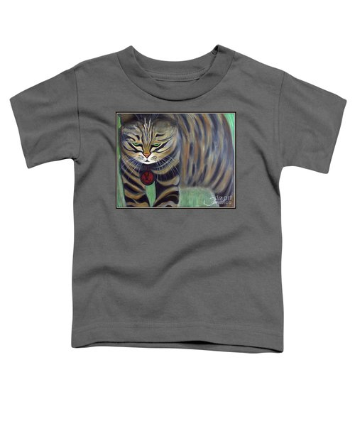 His Lordship Monty Toddler T-Shirt