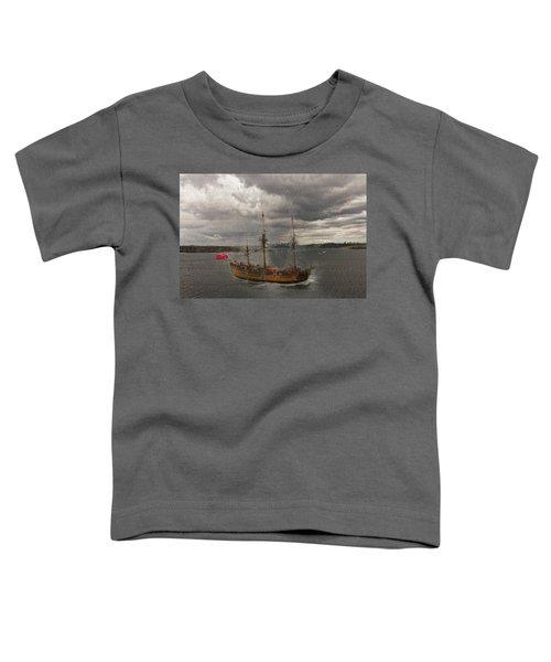 Hmb Endevour Toddler T-Shirt by Miroslava Jurcik