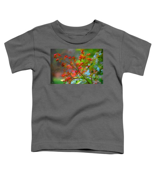 Holly Berry Toddler T-Shirt