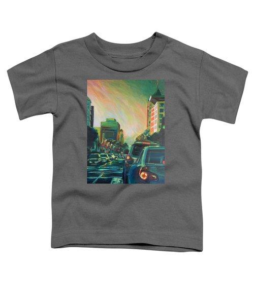 Hollywood Sunshower Toddler T-Shirt