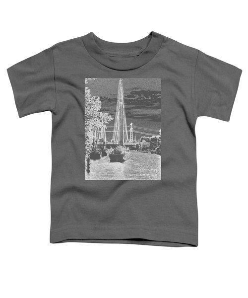 Home Sail Toddler T-Shirt