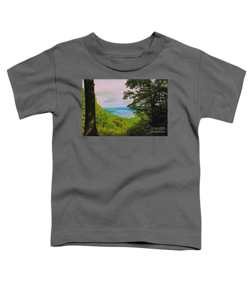 Honeoye Lake Toddler T-Shirt