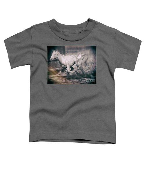 Horse Power Toddler T-Shirt