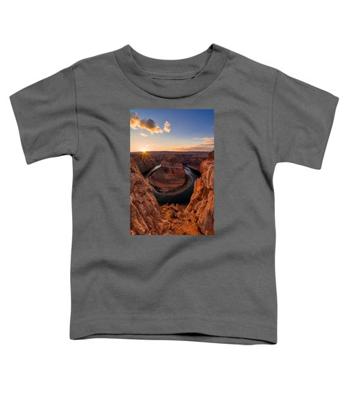 Horseshoe Bend Toddler T-Shirt
