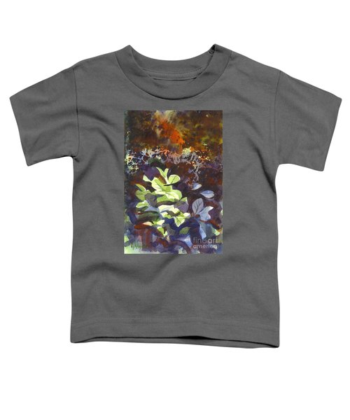 Hostas In The Forest Toddler T-Shirt