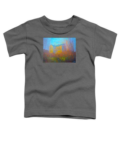 House In Blacksburg Toddler T-Shirt