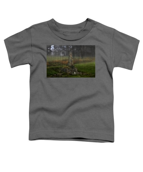 Howard Chandler Christy Ruins Toddler T-Shirt