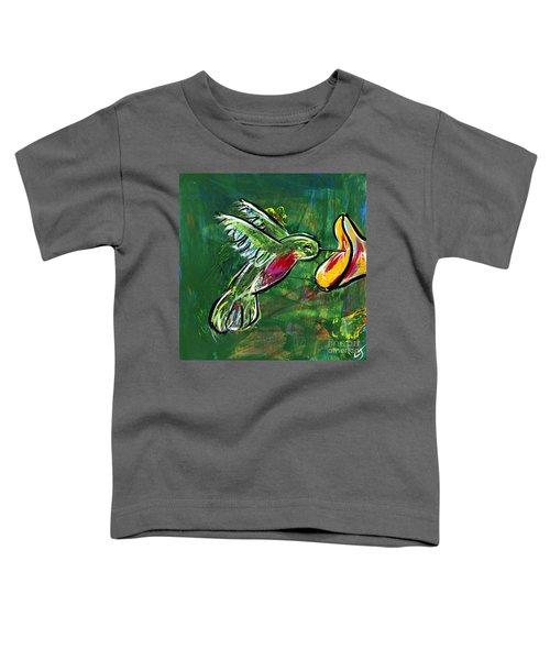 Hummingbird Iv Toddler T-Shirt