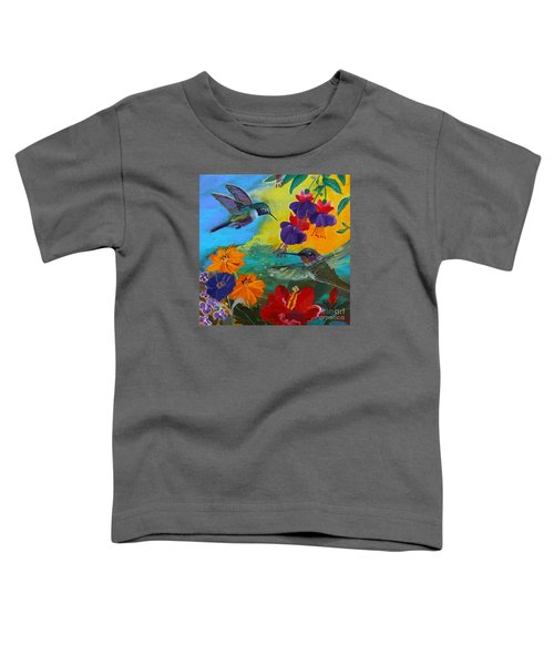Hummingbirds Prayer Warriors Toddler T-Shirt