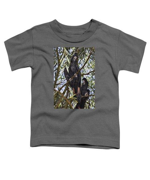 I Say Old Chap Toddler T-Shirt by Douglas Barnard