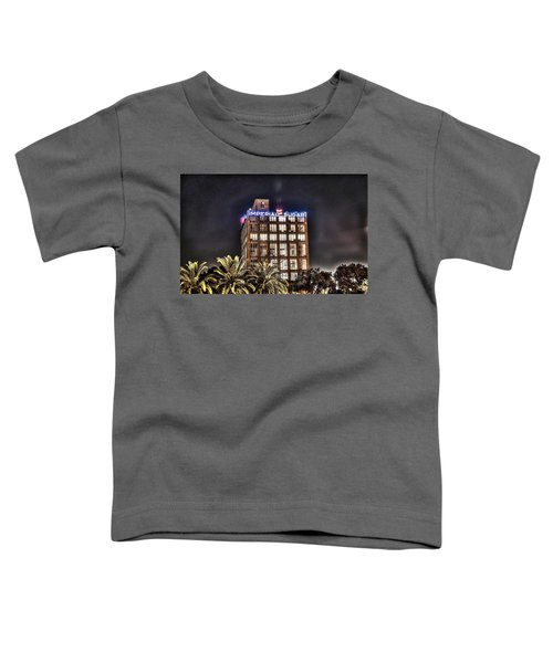 Imperial Sugar Mill Toddler T-Shirt