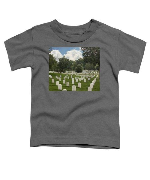 In Rememberance-arlington Toddler T-Shirt