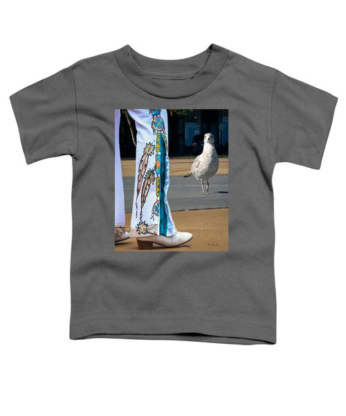 In Search Of Elvis Toddler T-Shirt