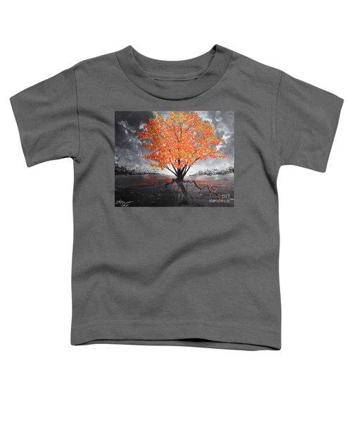 Blaze In The Twilight Toddler T-Shirt