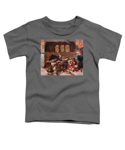In The Harem Toddler T-Shirt