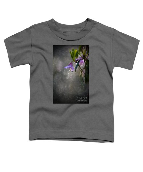 Toddler T-Shirt featuring the photograph In The Morning Rain by Jaroslaw Blaminsky
