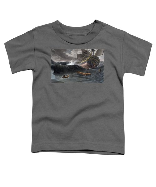 Incident On The Journey From China Toddler T-Shirt