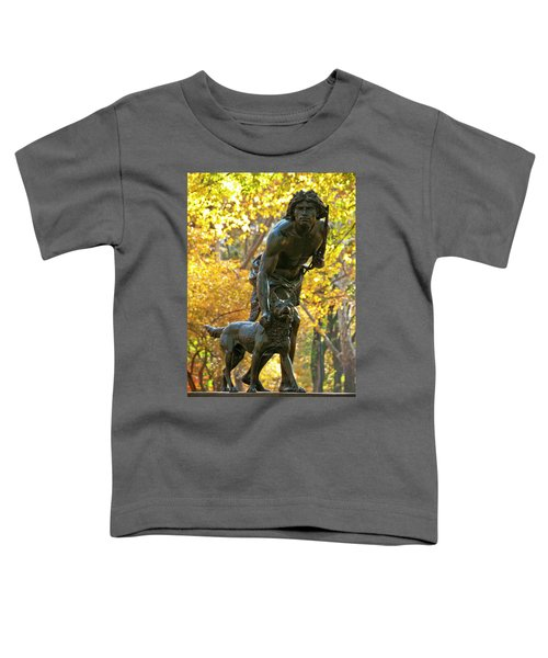 Indian Hunter Toddler T-Shirt