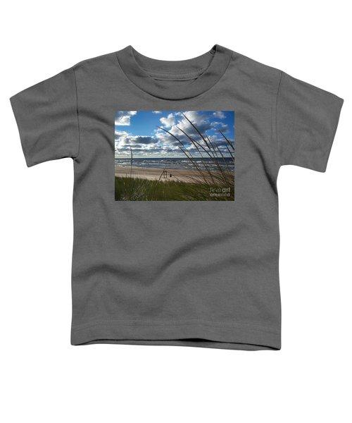 Indiana Dunes' Lake Michigan Toddler T-Shirt