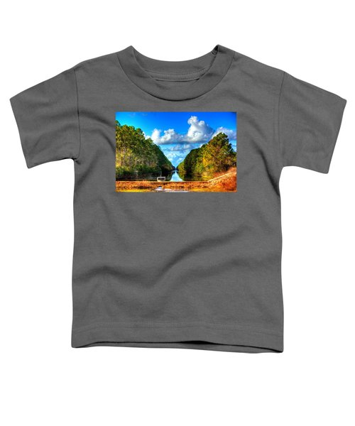 Infinity Toddler T-Shirt