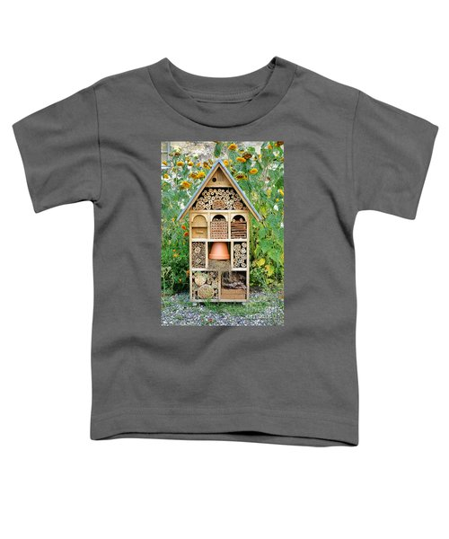 Insect Hotel Toddler T-Shirt