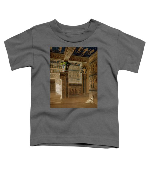 Interior View Of The West Temple Toddler T-Shirt