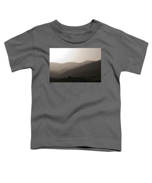 Into The Israel Desert - 1 Toddler T-Shirt