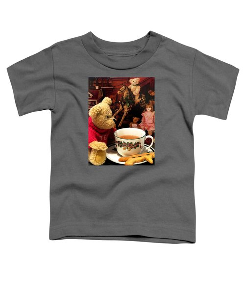 Is This For Santa Toddler T-Shirt