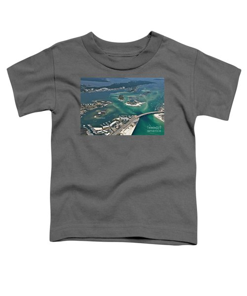 Islands Of Perdido - Labeled Toddler T-Shirt