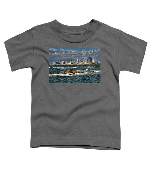 Israel Full Power Toddler T-Shirt