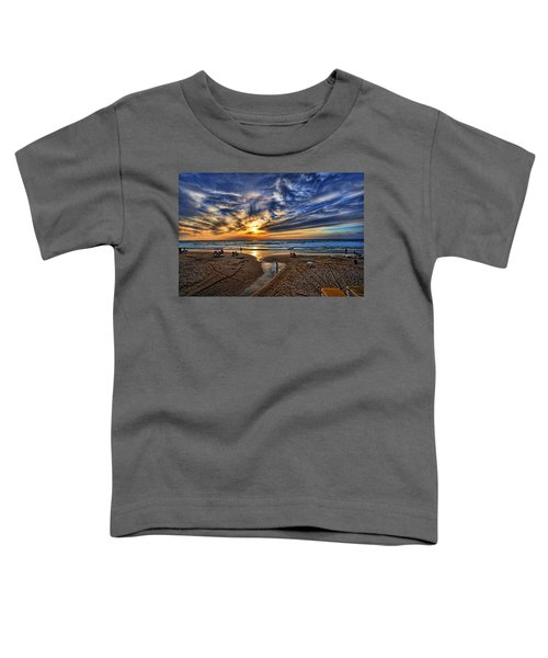 Israel Sweet Child In Time Toddler T-Shirt