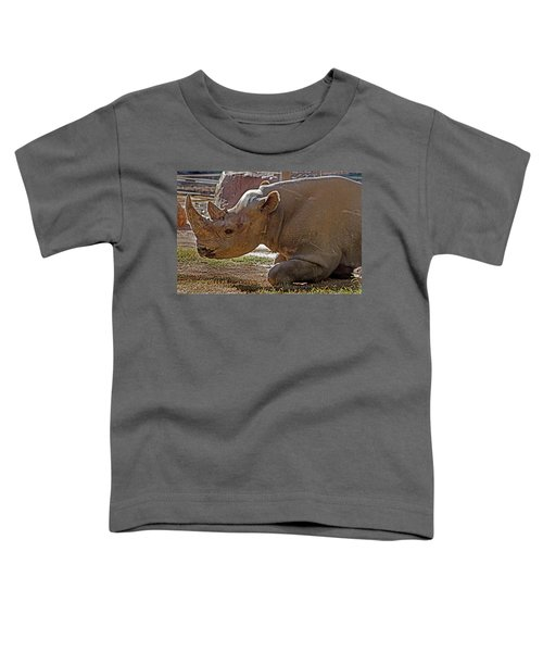 Its My Horn Not Your Medicine Toddler T-Shirt