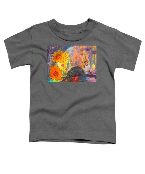 Jackson's Chameleon Toddler T-Shirt