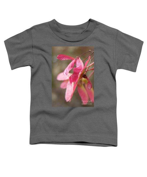Japanese Maple Keys Toddler T-Shirt