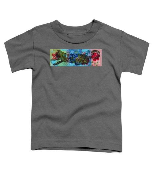 Jardine Cat Toddler T-Shirt